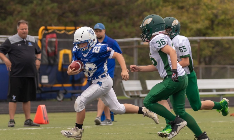 brookfield wi youth football