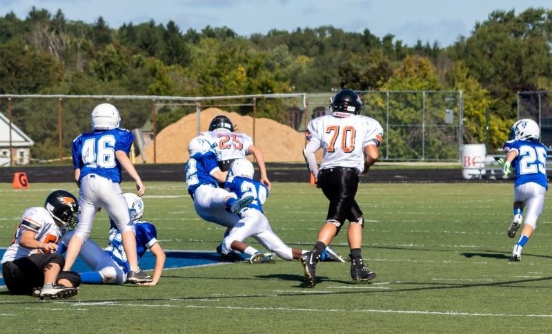 junior lancers football brookfield